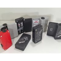 IMPACT REGULATED BOX MOD (VV)