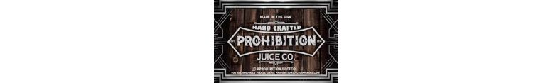 PROHIBITION JUICE CO.