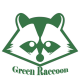 Green Raccoon