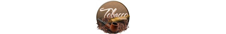 TOBACCO FLAVOR E-JUICES